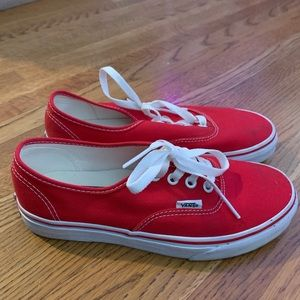 Women's Authentic Vans